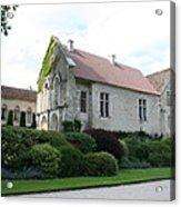 L'abbaye De Fontenay Acrylic Print