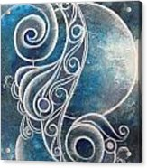 Labradorite Acrylic Print