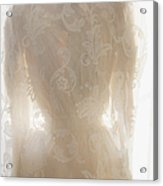 Lace Upon Lace Acrylic Print