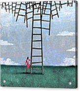 Ladder Cluster Acrylic Print