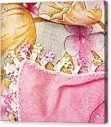 Ladies' Scarf Acrylic Print