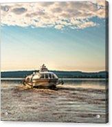 Ladoga Lake Transfer Acrylic Print