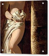 Lady Godiva  Acrylic Print