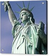 Lady Liberty 01 Acrylic Print