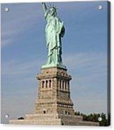 Lady Liberty 04 Acrylic Print