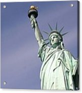 Lady Liberty 08 Acrylic Print