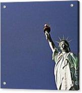 Lady Liberty  13 Acrylic Print