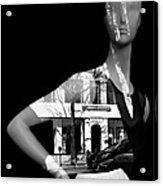 Lady Luck Acrylic Print
