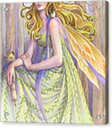 Lady Of The Forest Acrylic Print