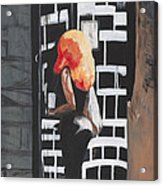 Lady Of The Night Acrylic Print