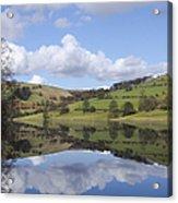 Ladybower Reservoir Acrylic Print