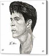 Laettner Acrylic Print by Tamir Barkan