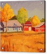 Lafayette Farm  Acrylic Print
