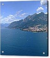 Lago Di Como Acrylic Print