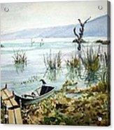 Lago Lull Acrylic Print