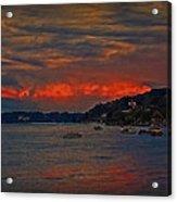 Lago Maggiore Acrylic Print