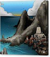 Lagott Island Acrylic Print