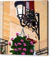 Laguardia Street Lamp  Acrylic Print