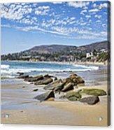 Laguna Beach Acrylic Print