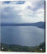 Laguna De Apoyo Nicaragua 2 Acrylic Print
