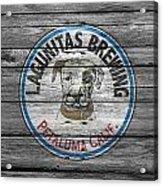 Lagunitas Brewing Acrylic Print