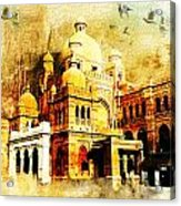 Lahore Museum Acrylic Print by Catf