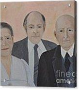 Lahoud Family Acrylic Print