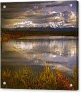 Lake 19 Acrylic Print