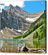 Lake Agnes In Banff Np-alberta Acrylic Print