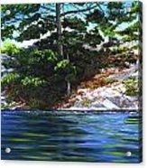 Lake Agnew Acrylic Print