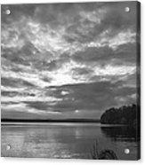 Lake Auburn  7p00297 Acrylic Print