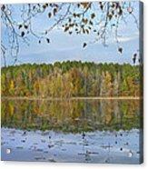 Lake Bailey Petit Jean State Park Acrylic Print