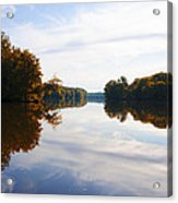 Lake Carnegie Princeton Acrylic Print
