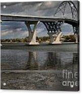 Lake Champlain Bridge Acrylic Print