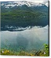 Lake Crescent - Washington - 03 Acrylic Print by Gregory Dyer