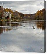 Lake Elkhorn Acrylic Print
