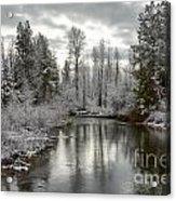 Lake Fork Acrylic Print