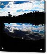 Lake Goad Acrylic Print