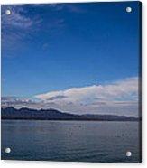 Lake Havasu Acrylic Print