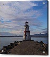 Lake Havasu Lighthouse Acrylic Print