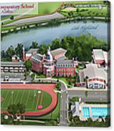 Lake Highland Preparatory School Acrylic Print