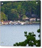 Lake Hopatcong Scene 4 Acrylic Print