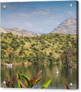 Lake Jennings Acrylic Print