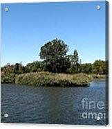 Lake Kirsty At Tifft Nature Preserve Buffalo New York Acrylic Print