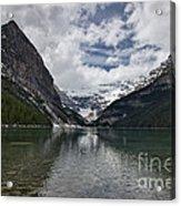 Lake Louise 2013 Acrylic Print