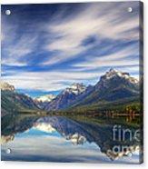 Lake Macdonald Acrylic Print
