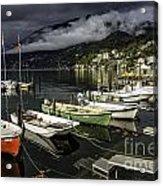 Lake Maggiore Ascona 1 Acrylic Print