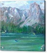 Lake Mamie Acrylic Print