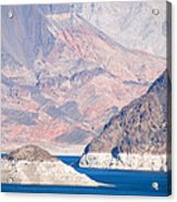 Lake Mead National Recreation Area Acrylic Print