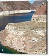 Lake Mead In 2000 Acrylic Print